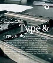 Type and Typography (Portfolio) de Phil…