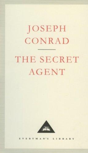 Secret Agent, Conrad, Joseph