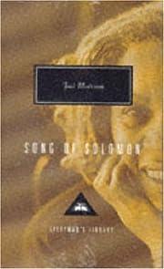 Song Of Solomon: A Novel (Everyman's…