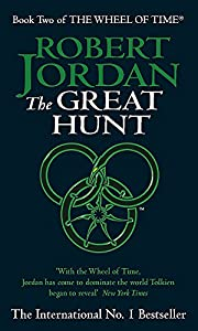 TheGreat Hunt by Jordan, Robert ( Author )…
