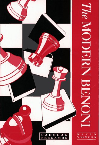 The Modern Benoni (Cadogan Chess & Bridge Books), Norwood, David