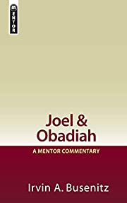 Joel and Obadiah av Busenitz Irvin