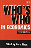 Who's who in economics / edited by Mark Blaug and Howard R. Vane