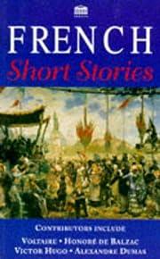 French Short Stories – tekijä: Senate