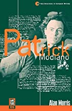 Patrick Modiano (New Directions in European…