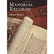 Manorial Records av Denis Stuart