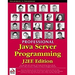 professional java server programming allamaraju