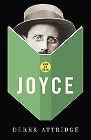 How to Read Joyce de Derek Attridge