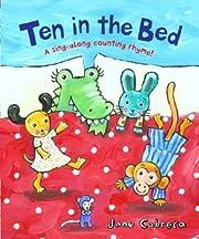 Ten in the Bed af Jane Cabrera