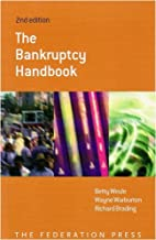The Bankruptcy Handbook by Betty Weule