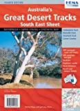 Australia's great desert tracks map pack / Hema Maps ; cartography by CartDeco Cartographics