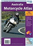 Australia motorcycle atlas : with a guide to 50 top rides / by Peter Thoeming