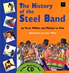 The History of the Steel Band (Book & CD) by…