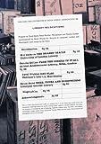 Library relocations : Mel Jackson, Pamela Golden, Pavel Büchler, David Bunn / essays by Ian Hunt