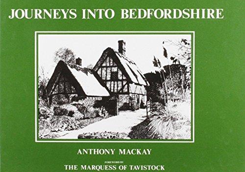 Journeys into Bedfordshire: Pocket Ed, MacKay, Anthony