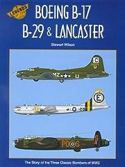 Boeing B-17, B-29 & Lancaster – tekijä:…