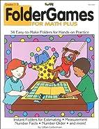 Monday Morning Folder Games for Math Plus,…