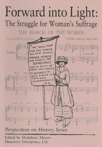 Essay on womans suffrage