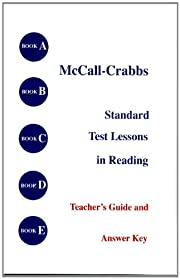 McCall Crabbs Teacher's Guide and…