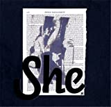 She : works by Wallace Berman & Richard Prince / edited and with essays by Kristine McKenna
