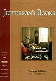 Jefferson's Books (Monticello Monograph…