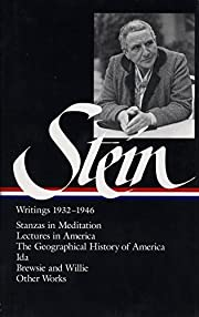 Stein: Writings 1932-1946 de Gertrude Stein