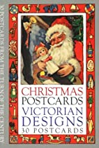 Christmas Postcards: Victorian Designs: 30…