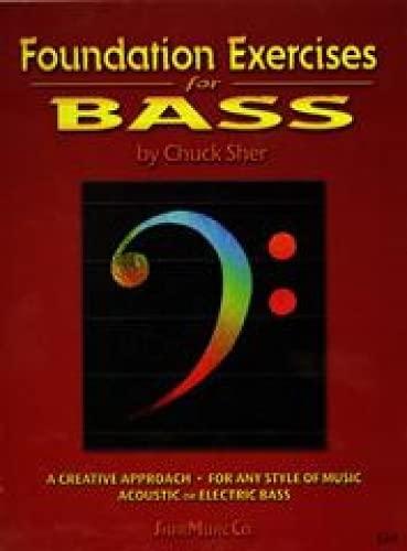 LIBRO Foundation Exercises for Bass de Chuck Sher PDF ePub ...