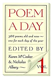 Poem a Day, Vol. 1 par Karen McCosker