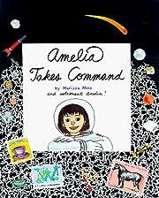 Amelia Takes Command av Marissa Moss