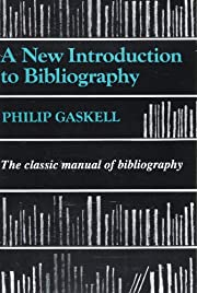 A new introduction to bibliography por…