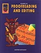 Proofreading and Editing, Grades 4-8 by…