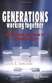 Generations Working Together... What…