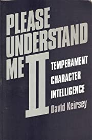 Please understand me II : temperament,…