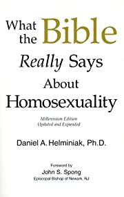 What the Bible Really Says about…