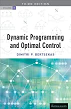 Dynamic Programming & Optimal Control, Vol.…