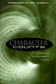 Character Counts: A Guide for Accountability…