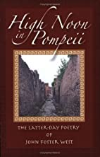 High Noon in Pompeii by John Foster West