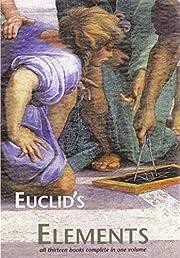 Euclid's Elements – tekijä: Euclid
