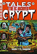 Tales From The Crypt, Volume 2 (EC Archives)…