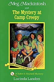 Meg Mackintosh and the Mystery at Camp…
