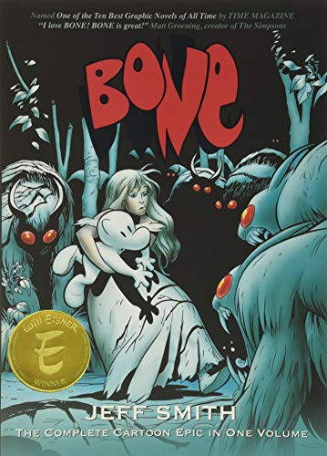 Bone: The Complete Cartoon Epic in One Volume, by Smith, J.