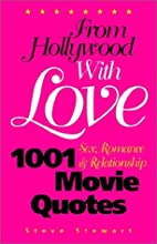 From Hollywood With Love by Steve Stewart