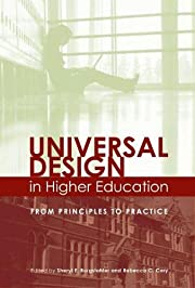 Universal Design in Higher Education: From…