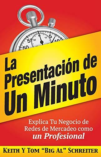 Descargar PDF La Presentación de Un Minuto: Explica Tu ...
