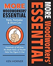 MORE Woodworkers' Essential Facts, Formulas…