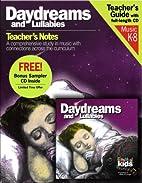 Daydreams & Lullabies Teacher's…