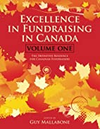 Excellence in Fundraising in Canada: The…
