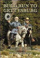 Bull Run to Gettysburg: American Civil War…