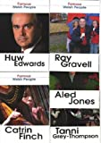 Famous Welsh people / written by Cen Williams and Bryn Evans
